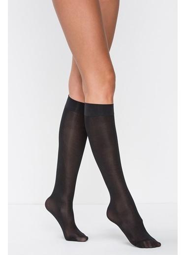 Penti Mikro 70 Pantolon Çorabı Siyah